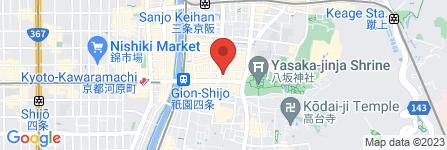 地図 甘泉堂
