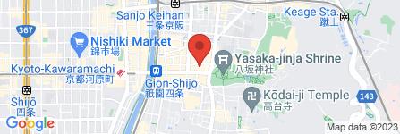 地図 FOODS and BAR 渦 (フーズアンドバー・ウズ)