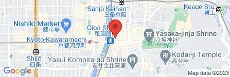 地図 ギオン ジェム