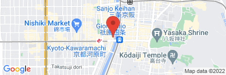 地図 STAKE&WINE 銀次郎