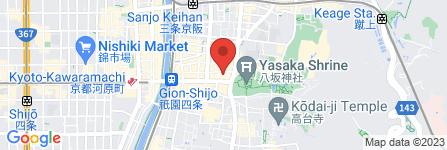 地図 DINING まーさん堂
