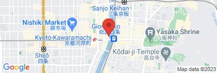 地図 Bar 凜ト