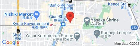 地図 祇園 珠
