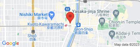 地図 鯛寿司