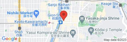 地図 ELINA CLUB 絵里奈