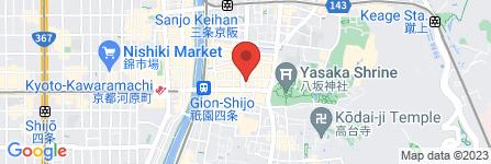 地図 米々庵