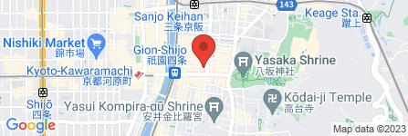地図 Club GALLE