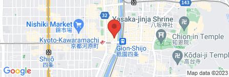 地図 花見ざんまい