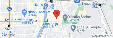 地図 BAR GULFTANE