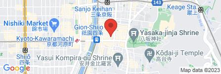 地図 Club Chaos