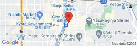 地図 松葉 北店