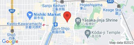 地図 CLUB iris
