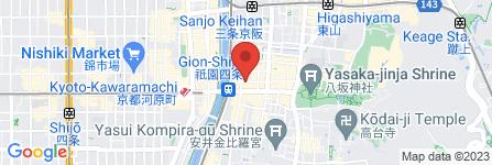 地図 ぎおん 川柳