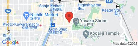 地図 ガイズ・バー