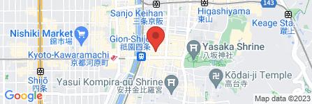 地図 広東料理 平安