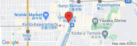 地図 中華菜家 一品香