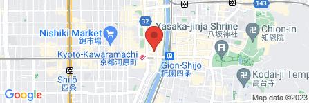 地図 永原整体手技療術院