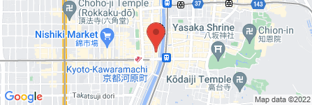 地図 Club LAID