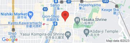 地図 Salon de PONO