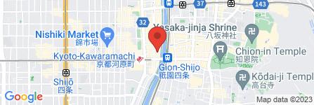 地図 京都立呑 きよきよ