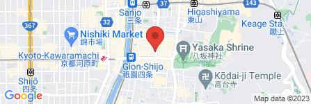 地図 ちょぼや履物店