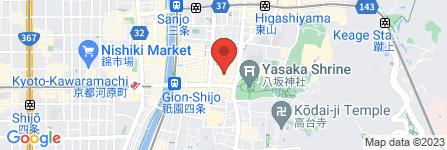 地図 Bar Shanti