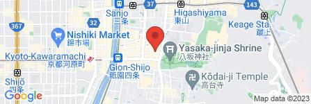 地図 鮨 なかむら
