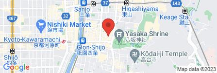 地図 BAR GRACE