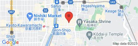 地図 かんざし