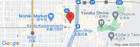 地図 もなか堂