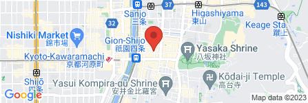 地図 BAR DURAND