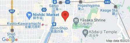 地図 TRINITY