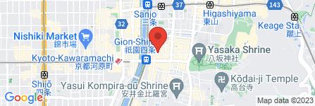 地図 桔梗家