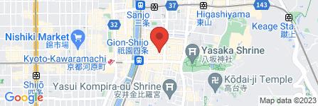 地図 Dining Bar 旬香