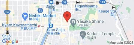 地図 韓日亭