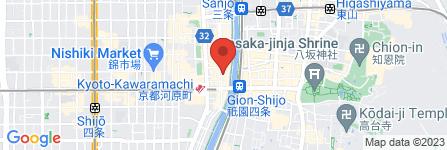 地図 ブティック ロッコ