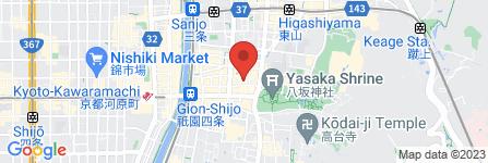 地図 お茶屋 まん