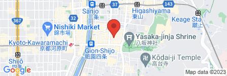 地図 マスターん家