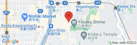 地図 祇園 ことぶきや