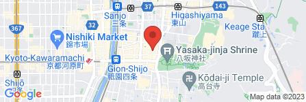 地図 楽楽屋