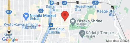 地図 宮川町 えん