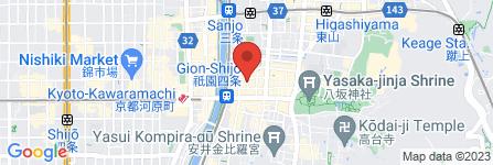 地図 CALERA GION