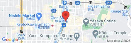地図 居酒屋 SIBA