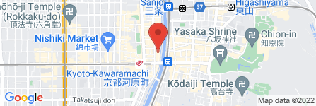 地図 STARDUST CLUB