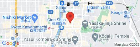 地図 祇園  TAC
