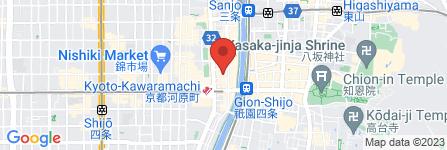 地図 Amore ~アモーレ倶楽部~