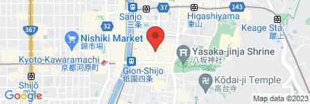 地図 ビジュー・ド・ヨーコ