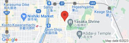 地図 京のおばんざい紬