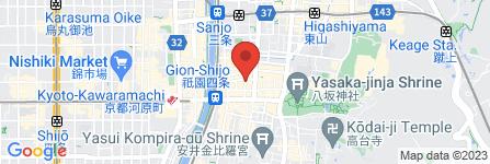 地図 GIRLS BAR 蝶々