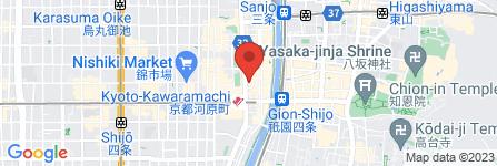 地図 F.I.L. KYOTO